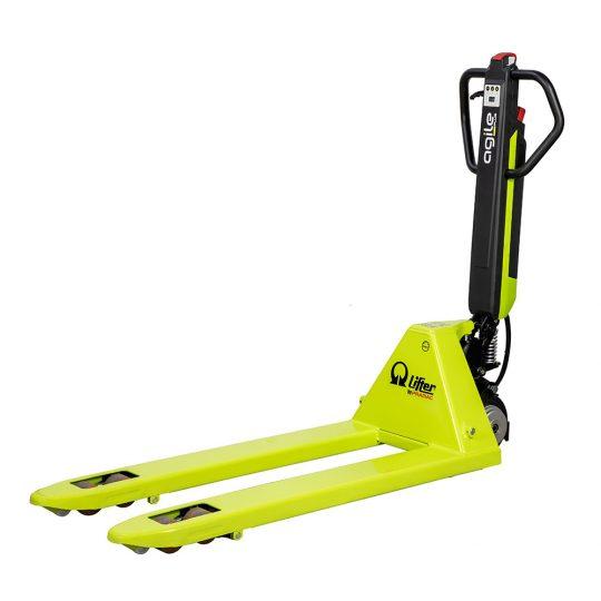 Ręczny wózek paletowy Agile Lifter firmy Pramac