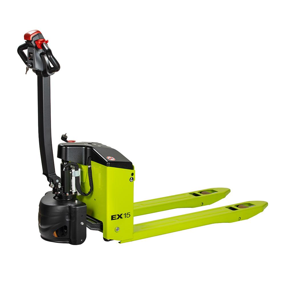 Pramac EX15 elektryczny wózek paletowy