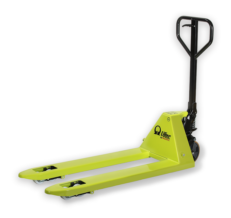 GS Manual Pallet Truck Homepage